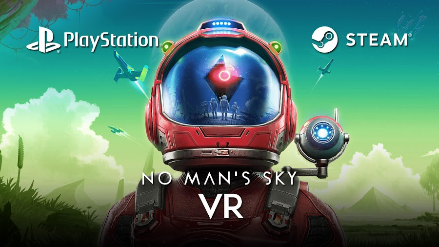no mans sky vr beyond update ps steam virtual reality