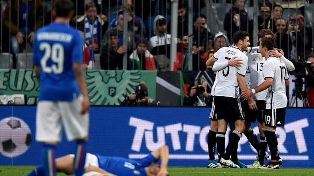 Prediksi Jerman vs Italia, Perempat Final Euro 2016