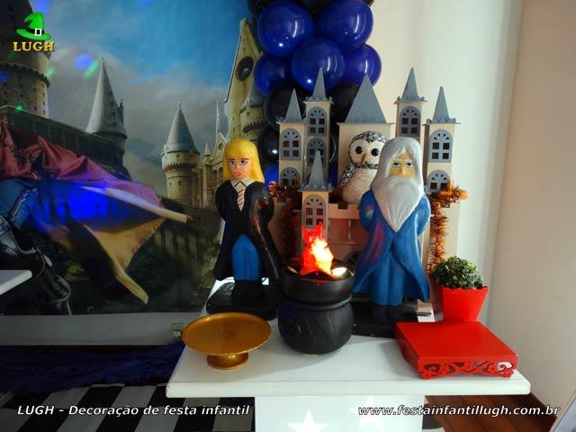 Decoração de festa infantil Harry Potter - Aniversário