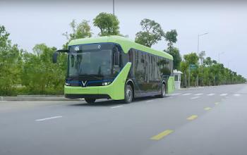 Quý II/2021 Hà Nội đưa vào khai thác 10 tuyến xe buýt điện