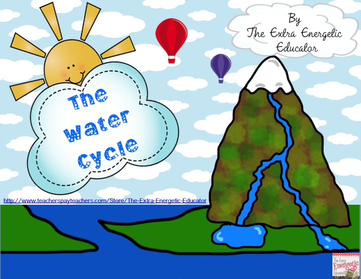 Water everywhere the cycle also extra energetic educator rh extraenergeticeducatorspot