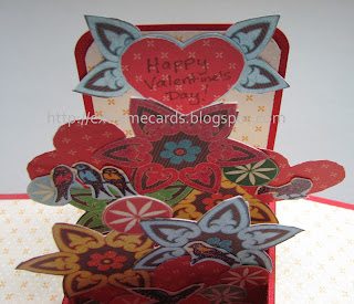 card in a box completed