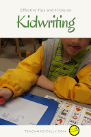 Kidwriting from TeachMagically