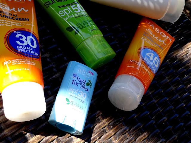 Sunscreens Under $20