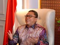 Aplikasi Telegram diblokir, Ketua MPR sindir menteri Jokowi
