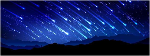 AO VIVO: A maior Chuva de meteoros do ano iluminará os céus