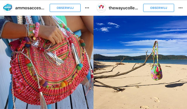 torba na plażę