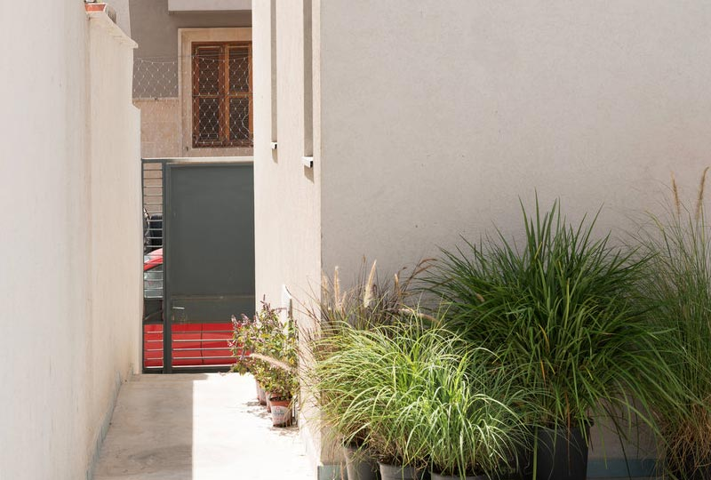 Ingresso Jaffa House