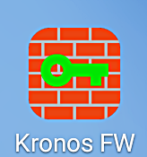 icono icon Kronos firewall app apk