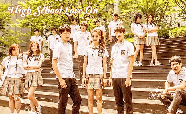 Download Drama Korea High School Love On Batch Sub Indo