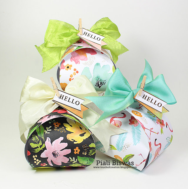 Watercolor boxes...perfect for any event!