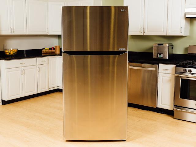 Tủ lạnh cỡ lớn LG tiêu chuẩn công nghệ