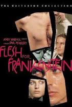 Carne para Frankenstein <br><span class='font12 dBlock'><i>(Flesh for Frankenstein )</i></span>