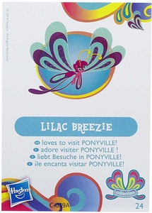 Wave 11 Lilac Breezie Breezie Blind Bag Collector Card