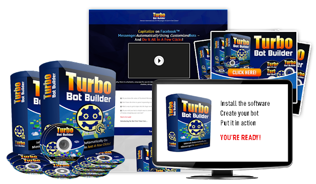 [GIVEAWAY] Turbo Bot Builder [Create Facebook Chatbot]