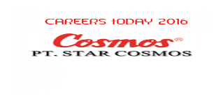 Loker Tangerang - Banten Terbaru di PT. Star Cosmos Bulan Desember 2016