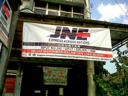 Alamat & Nomor Telepon Kantor Cabang JNE Kabupaten Tegal