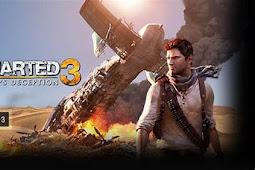 Review Game Uncharted 3: Drake's Deception