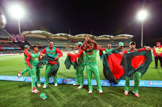 Bangladesh vs England ICC Cricket World Cup 2015 9 Mar