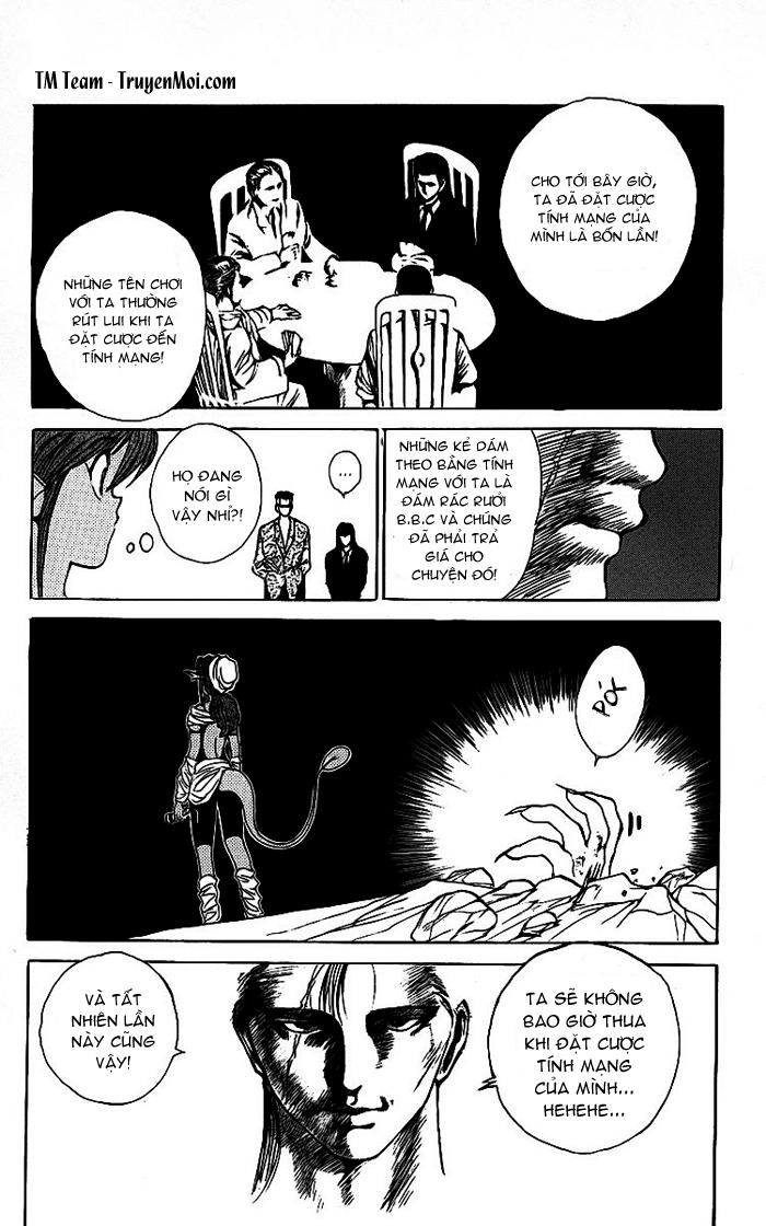Hành trình của Uduchi chap 102: đề nghị của sakyou trang 9