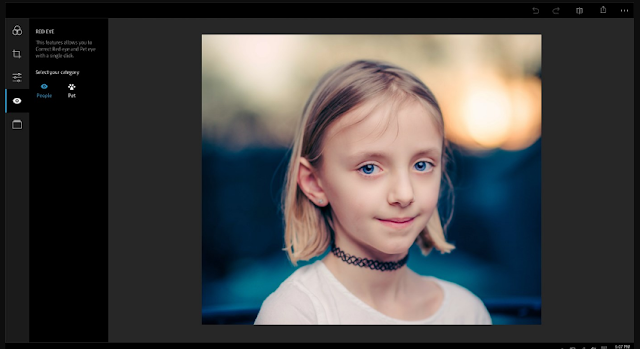 برنامج تصميم الصور لويندوز 10 Adobe Photoshop Express