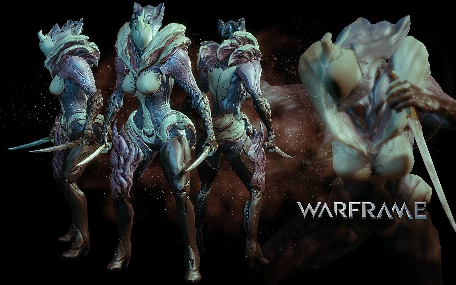 Warframe Wallpapers