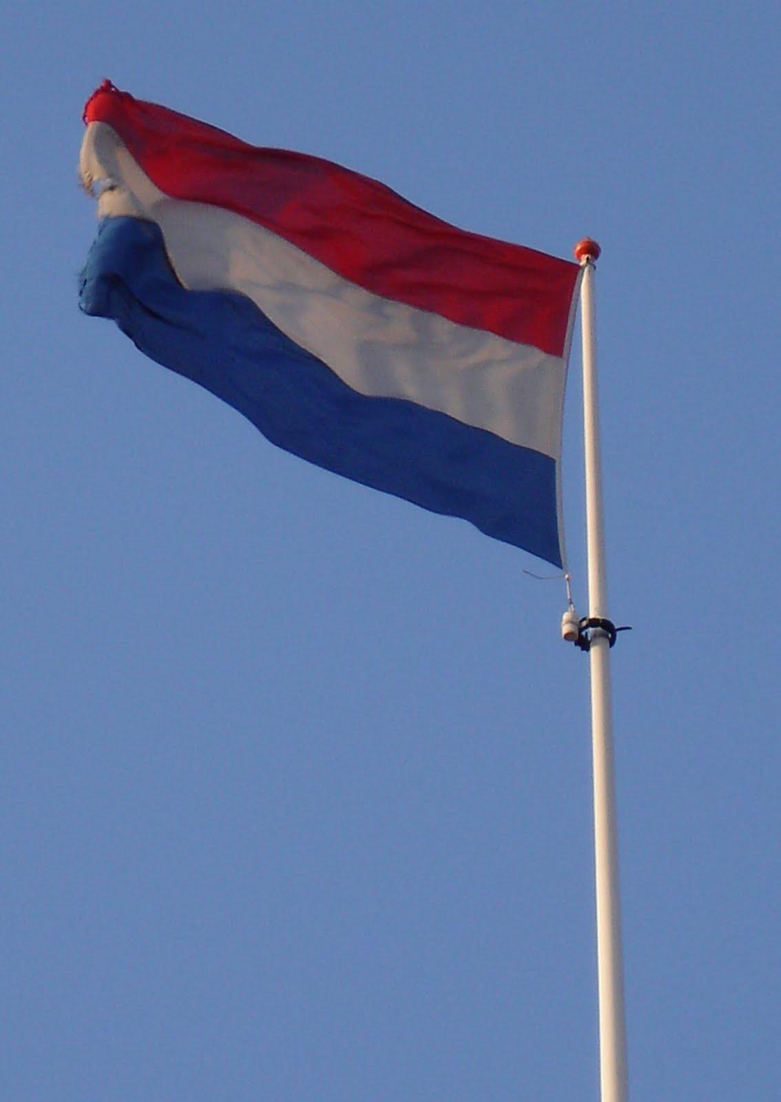Graafix!: Wallpapers Flag of Netherlands