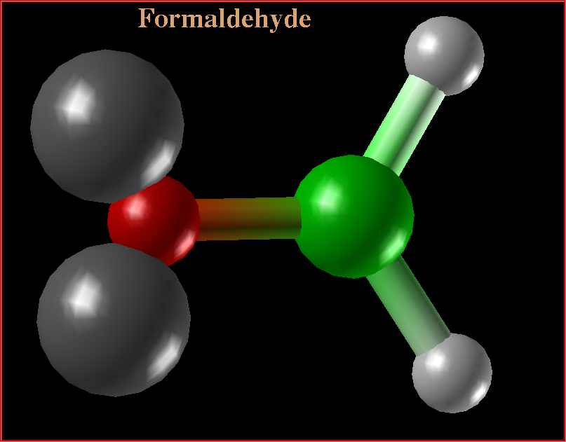 What Is Formaldehyde All Informationz