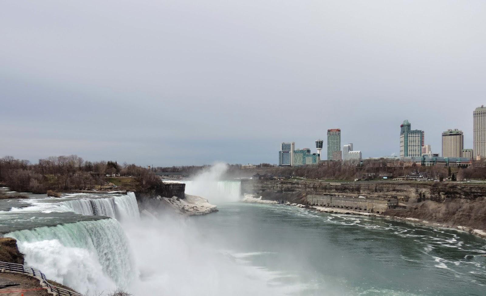 Niagara Falls Day Tour From Nyc
