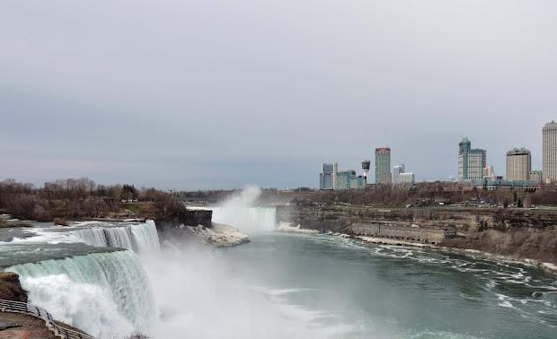 Niagara Falls York Usa