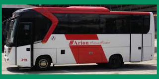 Bus Parwisata Arion