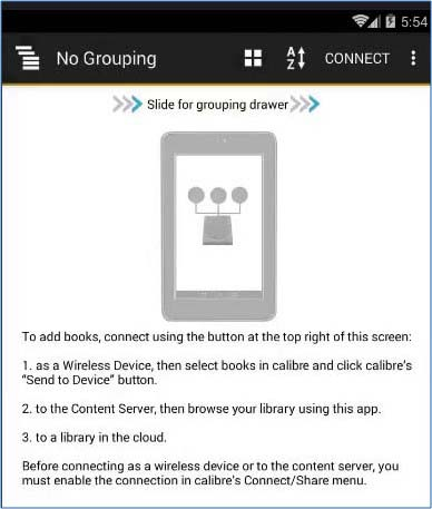 Calibre Companion eBook App  What is it? How to install