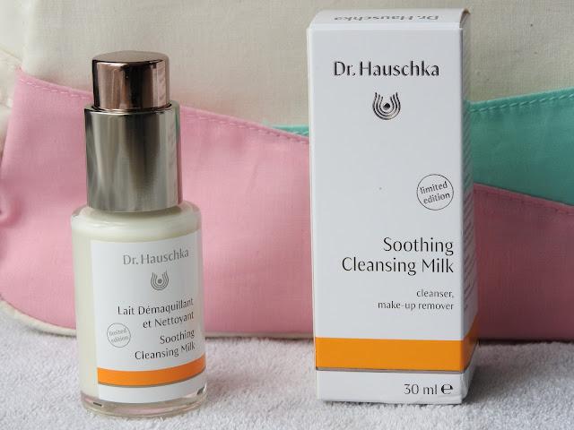 Lait démaquillant et nettoyant - Dr Hauschka