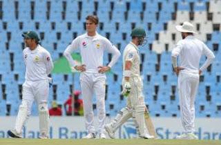 Centurion Test: दक्षिण अफ्रीका ने पाकिस्तान को 6 विकेट से हराया