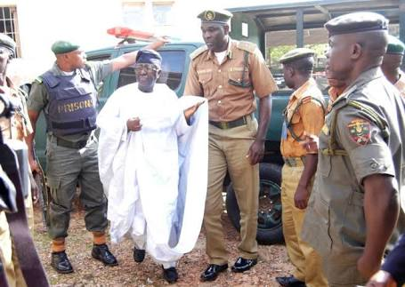 I'm Privileged To Sleep In The Same Prison Bed Used By Obasanjo - Senator Jang