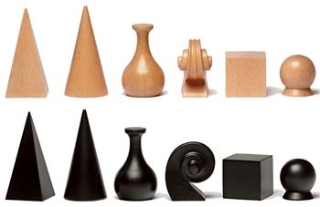 Resultado de imagen para Figuras de Ajedrez de Marcel Duchamp