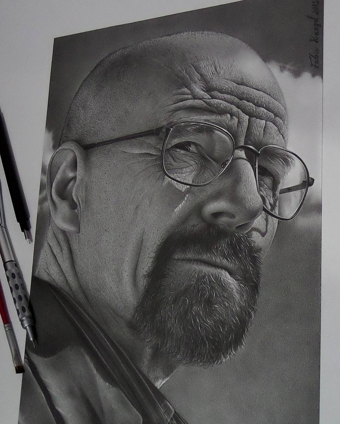 14-Walter-White-Breaking-Bad-Fabio-Rangel-Drawings-of-Protagonists-from-TV-and-Movies-www-designstack-co