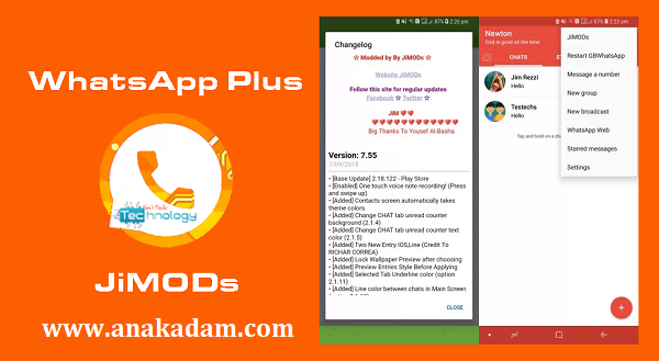 Download WhatsApp Mod Apk
