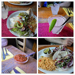 Where to eat in Edinburgh Old Town: Viva Mexico