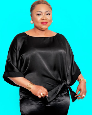 Juju Music Veteran,Queen Ayo Balogun in lovely new photos as she turns 61