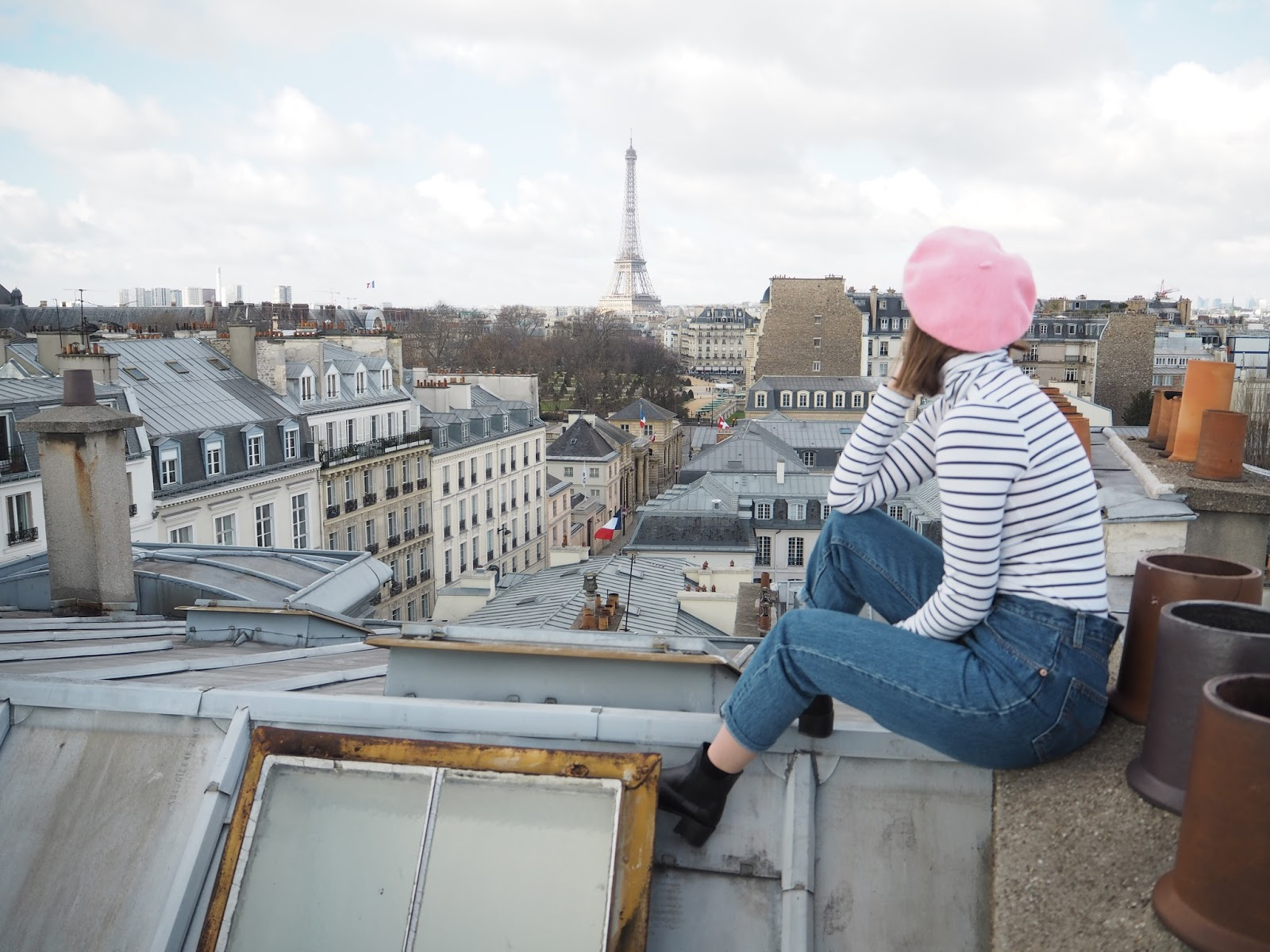Parisian rooftops - 10 things I miss about living in Paris