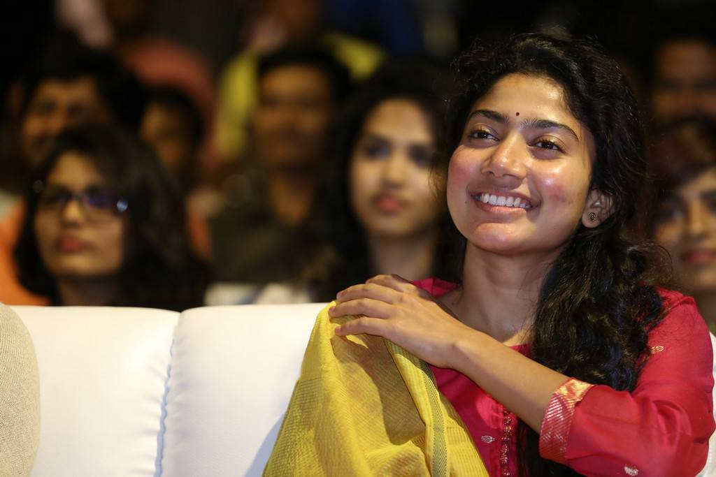 Sai Pallavi At Fidaa Movie Sambaralu Event Stills