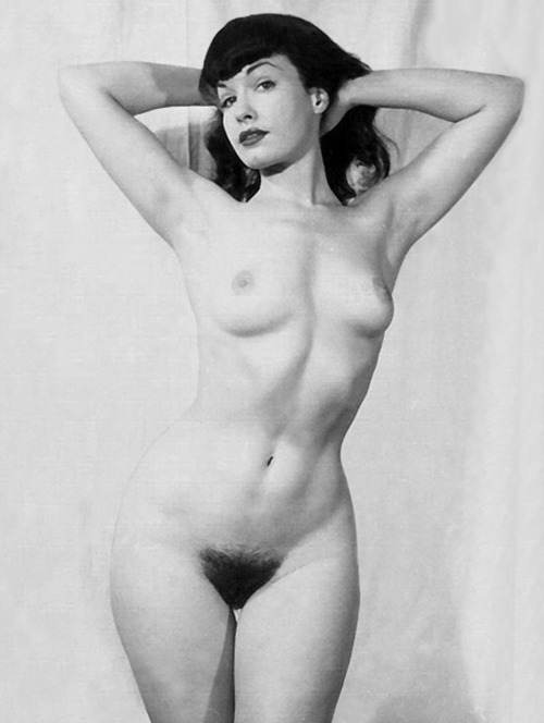 Celebrity Nude Century Bettie Page Pin Up Girl Icon-3568