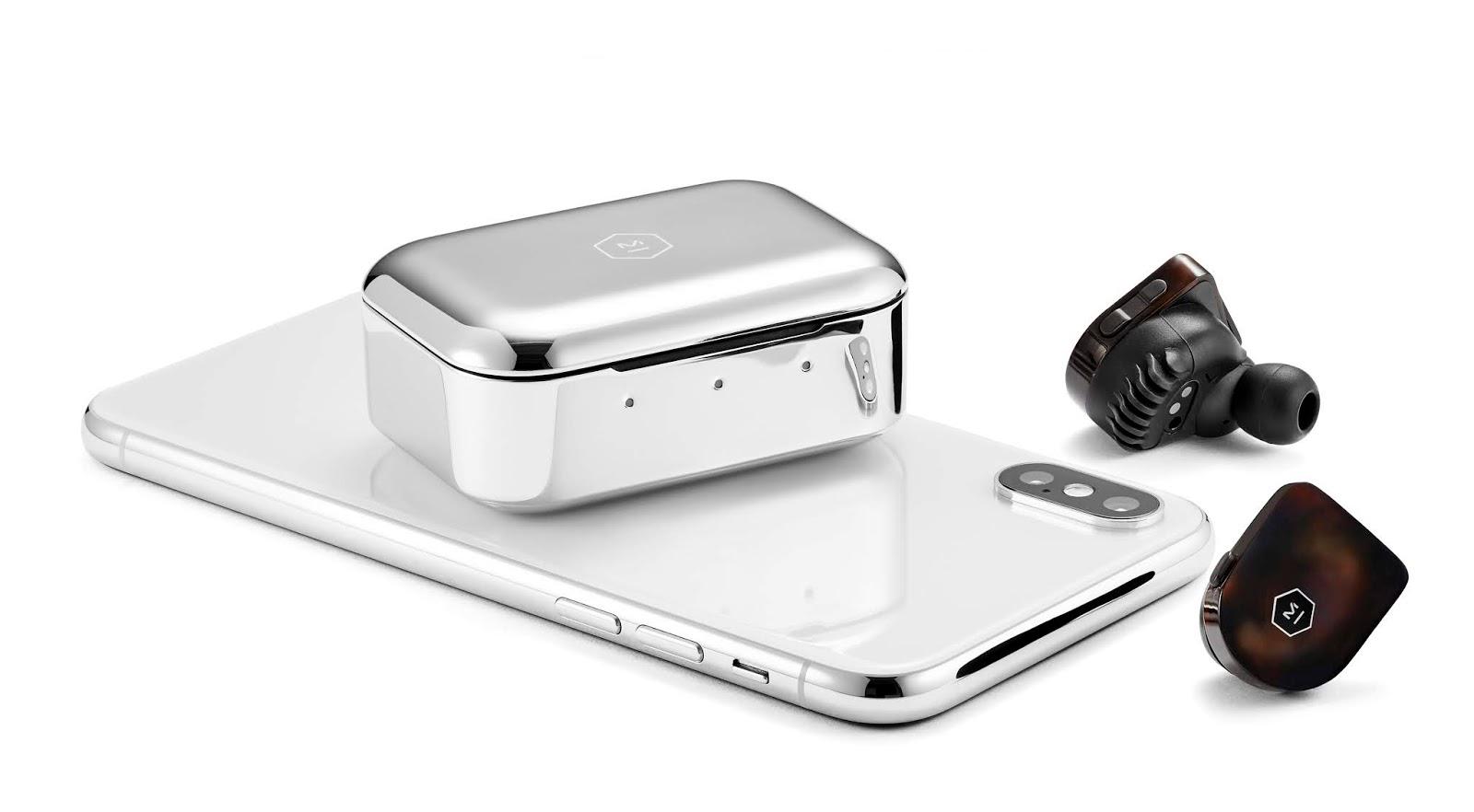Master & Dynamic MW07 True Wireless Earphones | Kabellose Kopfhörer werden auf ein völlig neues Niveau gehoben