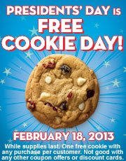 Free Cookie Day