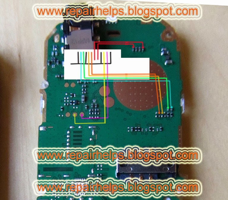nokia 100 display problem solution