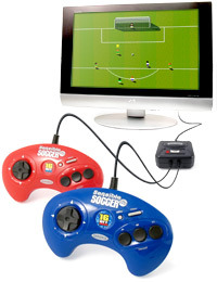 Sensible Soccer, Plug n Play, Plug and Play, Gifts for men, Presents for men, Christmas presents for men, birthday presents for men, Christmas gifts for men, birthday gifts for men,