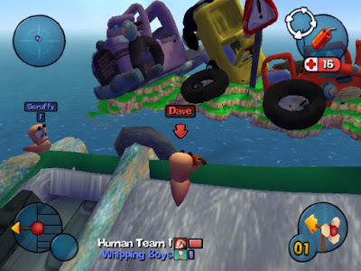 Worms 3D Pc Game Free Download Full Version