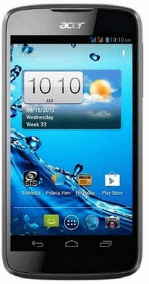 Acer Liquid Z2 Z120 Android