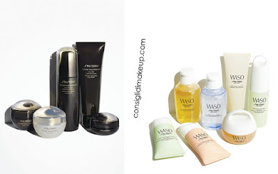 Tutte le novità in casa Shiseido - Parte 1